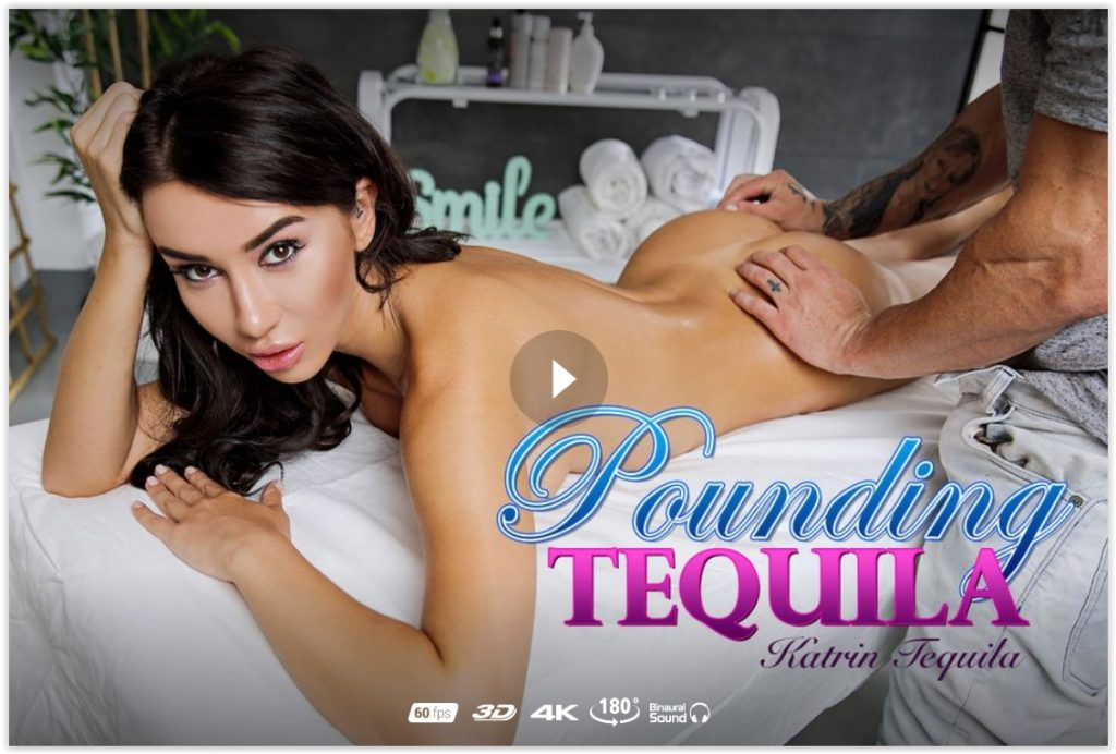 Katrin Tequila VR porn video